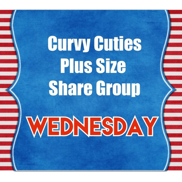 7/21 PLUS SIZE SHARE GROUP: CURVY CUTIES